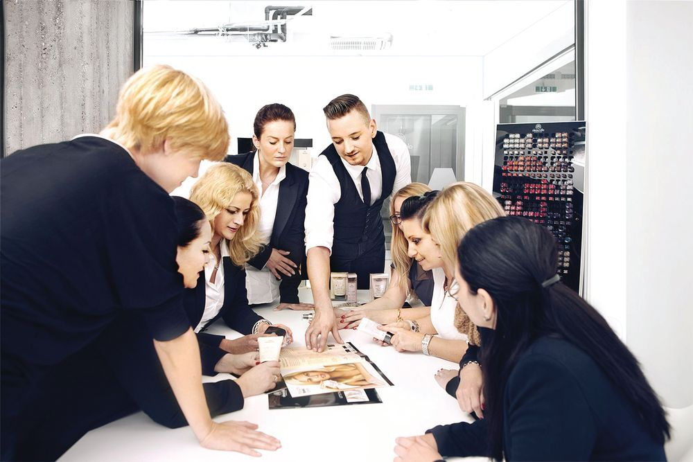 <p>Alessandro International runs 14 nail training academies across Europe.</p>