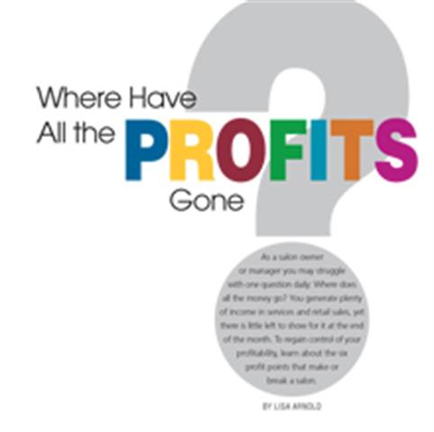 Where Have All the Profits Gone?