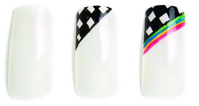 Race Day Nails Style Nails Magazine