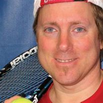 My Other Life: John Hauk, tennis player
