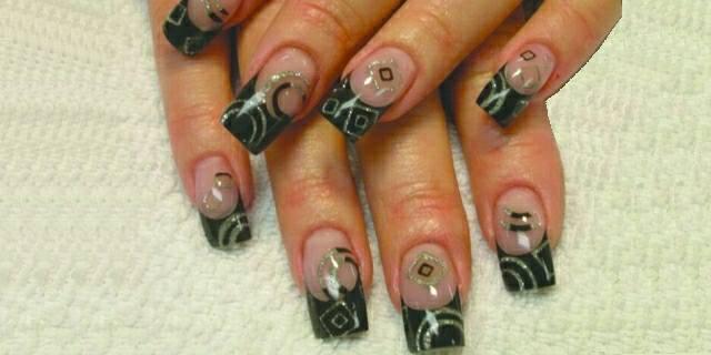 Acrylic impressions style nails magazine prinsesfo Gallery