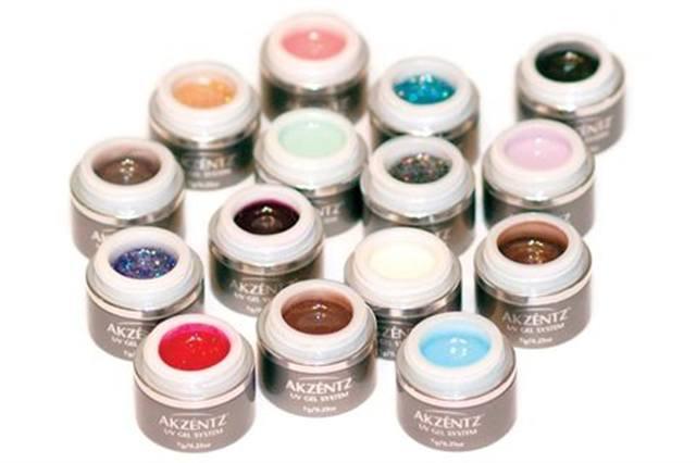 Akzentz Gel Manicure With Options Gel Colour