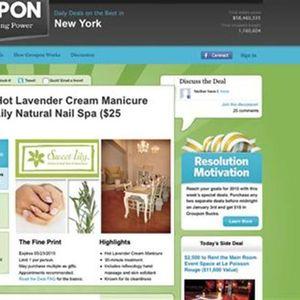 Groupon: Quick Sales, New Clients
