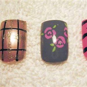 Top Nails at Topshop