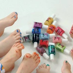 The Perfect Polish for Little Piggies