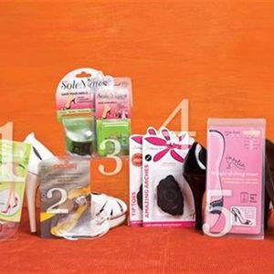 Retail Boutique: Shoe Accessories