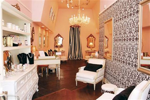 pink and white and french all over style nails magazine. Black Bedroom Furniture Sets. Home Design Ideas