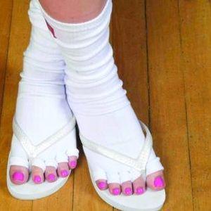 Pedisavers Pedicure Sock