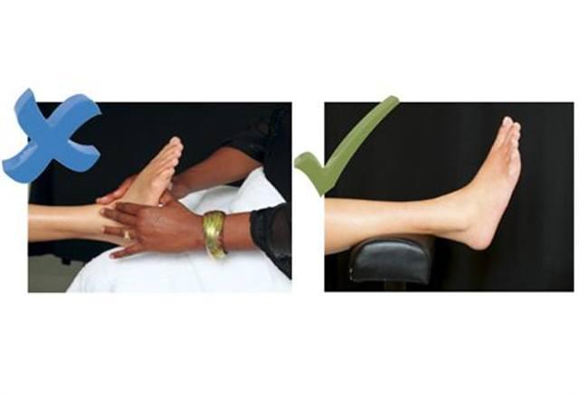 Posture Primer Health Nails Magazine