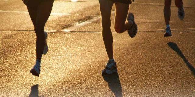 Going the Distance (Restoring Runners' Feet)