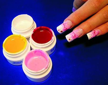 3D Gel Nail Art by NSI - Style - NAILS Magazine