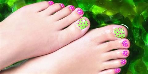 Feet Industry is Gel Toes