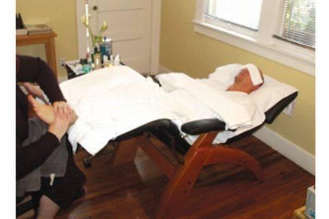 Launch clients into deep relaxation technique nails for Gravity salon