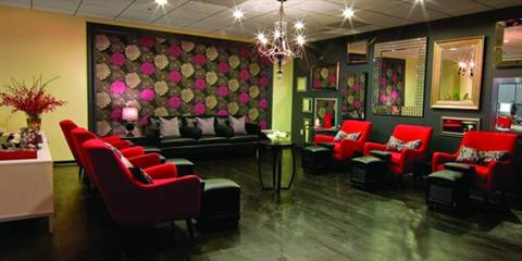 The Newly Opened Vanity Beauty Lounge In San Francisco Is Part Sexy  Boudoir, Part Manhattan Lounge, And All Nails Focused Glamour.