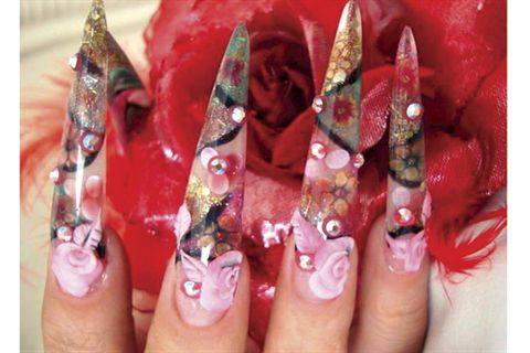 Down mexico way style nails magazine 1 fernando gonzalez of mexico city took first place in the advanced division prinsesfo Gallery