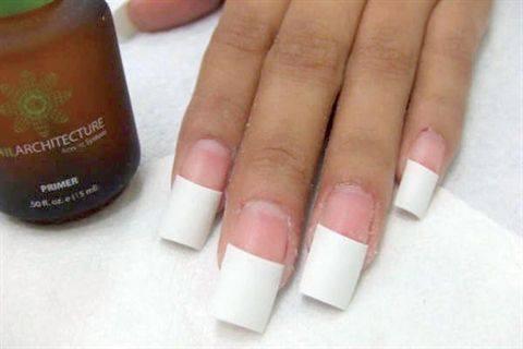 lechat nail architecture dot design  technique  nails