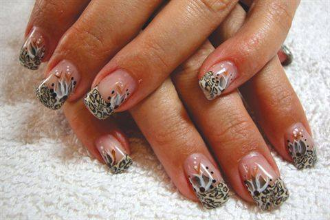 Nail art gallery pro carlapatra style nails magazine i dont think any technician should ever be intimidated by gels in fact i feel that gels are very forgiving they are easier to file and shape than prinsesfo Images