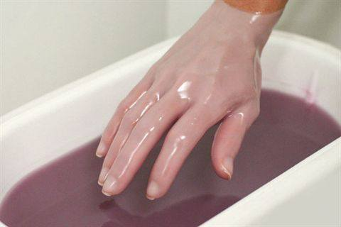 The Big Dip Paraffin Waxes Technique Nails Magazine