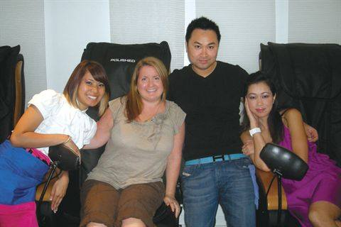 Nail Tech Monica Chum And Owners Sonny Kim Haley Tran Were Gracious Hosts During My First Visit To Their Newest Location