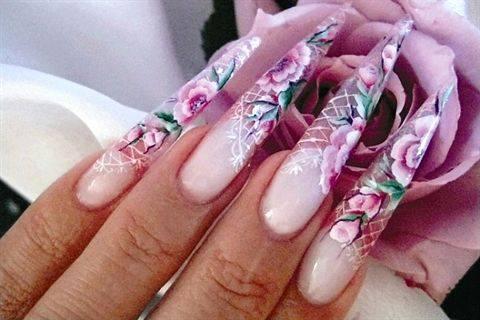 Stunning Stilettos And More Style Nails Magazine