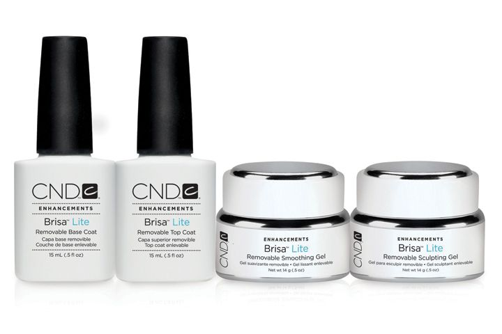 <p><strong>FAVORITE GEL (SOAK-OFF) SYSTEM</strong> <br />1. CND: Brisa Lite Removable Gel System<br />2. Young Nails: ManiQ Soak-Off Gel System<br />3. IBD: Soak-Off Gel System<br />4. Akz&eacute;ntz: Options UV/LED Soak-Off Gel System<br />5. LeChat: Nobility Soak Off Formula Gel System</p>