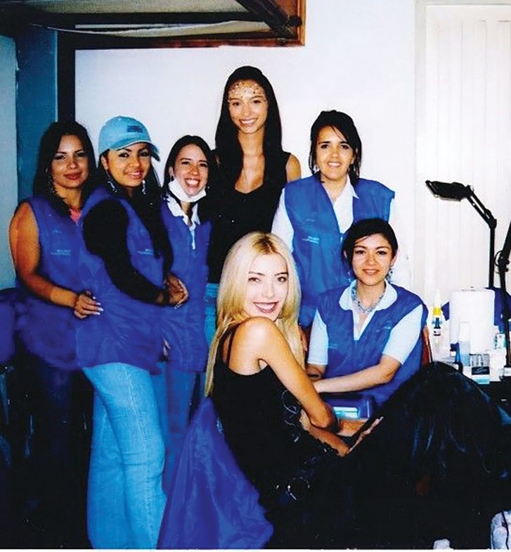 <p>When Colombian-born nail tech Triana Ramirez taught acrylic and gel classes for manufacturer Masglo at Central American beauty schools and nail supply shops, she found that most of the nail techs were women between the ages of 18 and 40.&nbsp;</p>