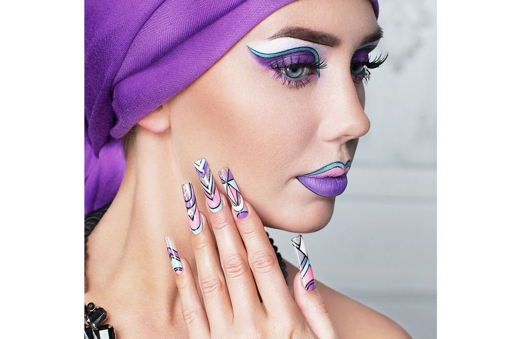 <p>OleHouse student Belyaeva won fifth place in the &ldquo;Nails in the image of customer&rdquo;-themed photo contest at Nevskie Berega 2015.</p>
