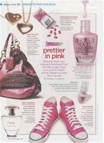 Pretty with Pink Polish