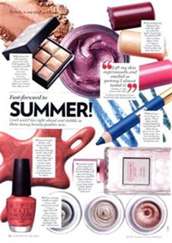 Summer Colors: It's Not Too Early