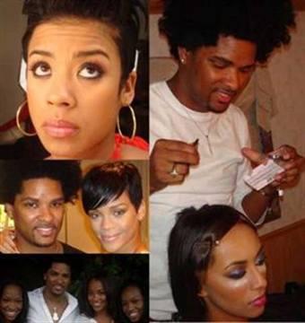 <p>Celebrity eyelash guru Ja'Maal Buster applied Ardell lashes on Rhianna, Keyshia Cole, and Heroes' Keri Hilson.</p>