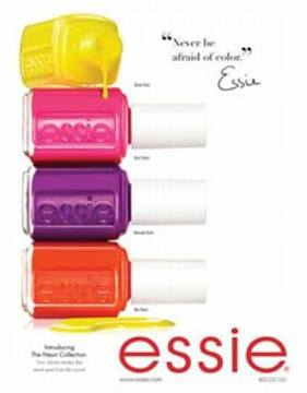 Essie's Introducing the Neon Collection