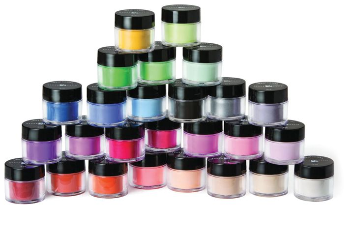 <p><strong>FAVORITE ACRYLIC (COLOR) SYSTEM</strong></p> <p>1. Young Nails: Colored Acrylic <br />2. CND: Perfect Color Powder Collection<br />3. Hand &amp; Nail Harmony: Reflections of Harmony Colored Powder Collections<br />4. NSI: Technailcolor Mixable Colored Acrylic<br />5. EZ Flow: Boogie Nights Glitter Acrylics</p>