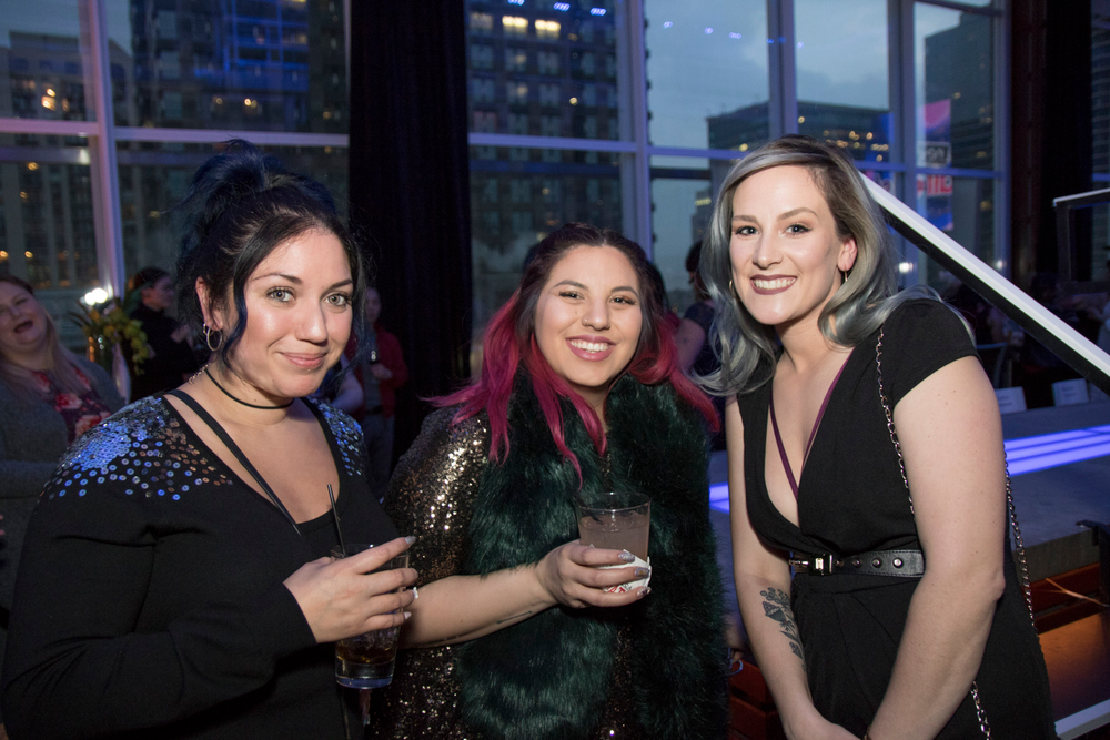 "<p>Nicole Rios, Ellegra Davis, and Top 18 Jessica Warzyniak. (<em>Photo courtesy of <a href=""http://www.riochavezphotography.com"">Rio Chavez photography</a></em>)</p>"