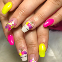 21 Magical Unicorn Nail Art Designs