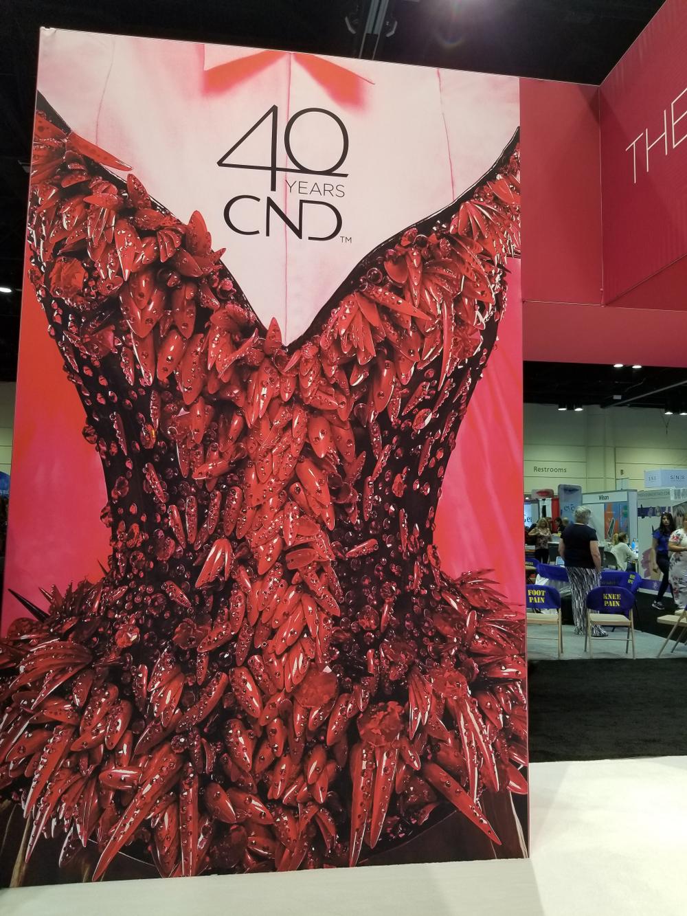 <p>CND celebrates its 40th anniversary.</p>