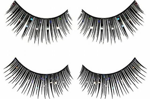 Dazzler and Tinsel Town Strip Lashes