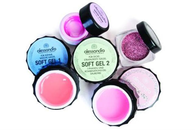 Gel Nails Collection
