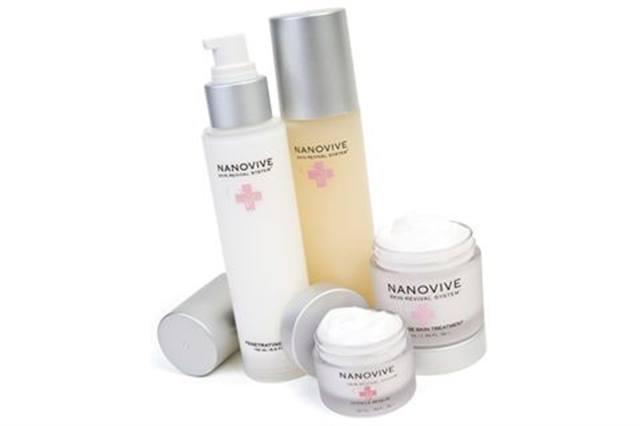 Nanovive Skin Revival System Kit