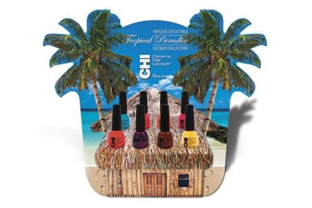 Tropical Paradise Polish Collection