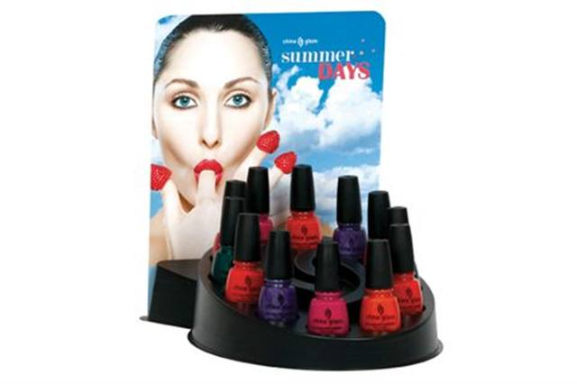 Summer days polish collection style nails magazine for 50 shades of beauty salon albuquerque