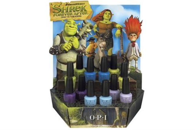 Shrek Forever After Polish Collection