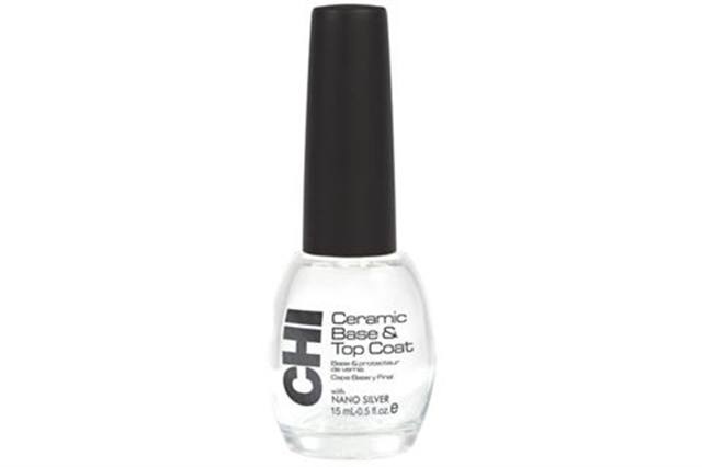Ceramic Base And Top Coat Style Nails Magazine
