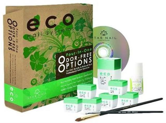 Eco Nail System Health Nails Magazine