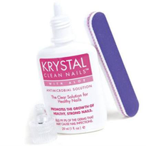 Krystal Clean Nails Solution
