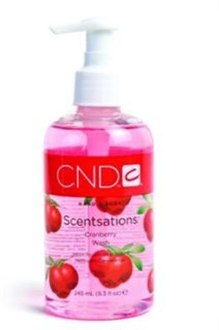 Cranberry Scentsations Wash