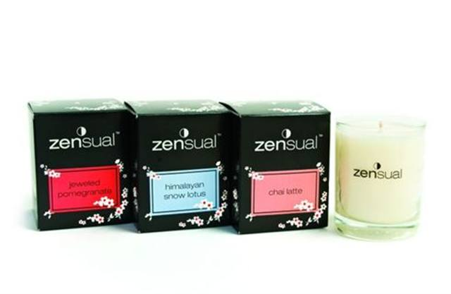 Signature Collection of Fragrance Candles