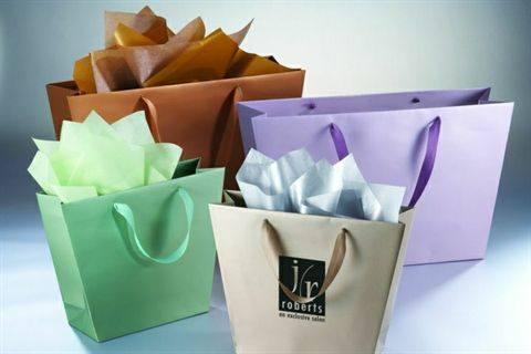 Action Bag Metallic Trapezoid Bags