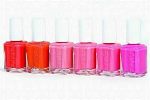 Essie's Summer Polish Collection