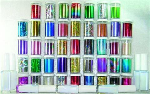 foils for nails