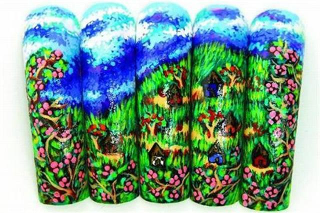 <p>2006 3RD PLACE: &quot;From My Roses&quot; by Maritza Avila Negron, Toa Baja, Puerto Rico</p>